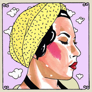Davina and The Vagabonds at Daytrotter Studio on Mar 21, 2014