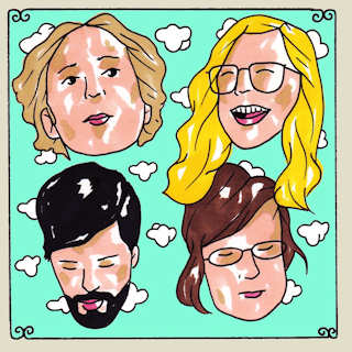 Middle Class Fashion at Daytrotter Studio on Mar 25, 2014