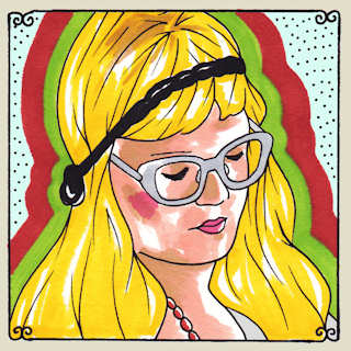 Mary Ocher at Daytrotter Studio on Mar 28, 2014