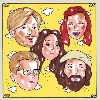 The Crane Wives at Daytrotter Studio on Mar 29, 2014