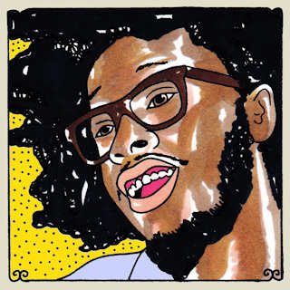 Jesse Boykins III at Rat Cave on Mar 25, 2014