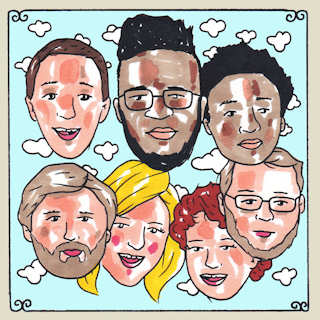 James Gardin at Daytrotter Studio on Apr 5, 2014