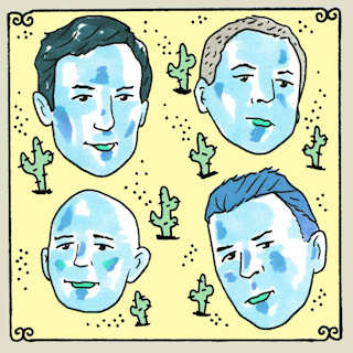 Toadies at Daytrotter Studio on Apr 13, 2014