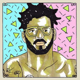 Pony Bwoy at Daytrotter Studio on Apr 11, 2014