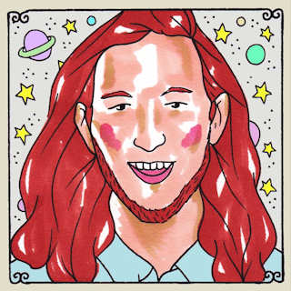 Asher Roth at Rat Cave on Apr 8, 2014