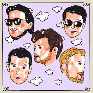 The Bottom Dollars at Daytrotter Studio on Apr 15, 2014