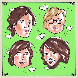 Danger Ron And The Spins at Daytrotter Studio on Apr 21, 2014