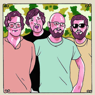 The Steel Wheels at Daytrotter Studio on Apr 28, 2014