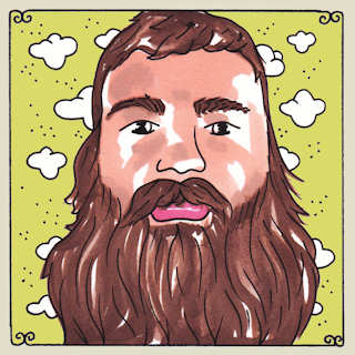 DL Rossi at Daytrotter Studio on Apr 29, 2014