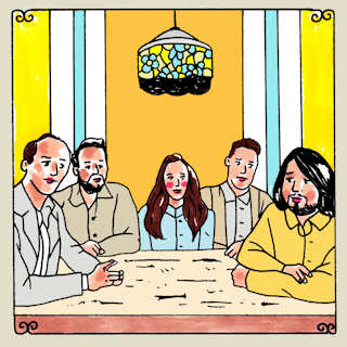 The Novel Ideas at Daytrotter Studio on May 1, 2014