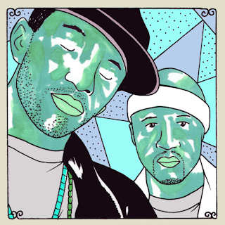 Mobb Deep at Daytrotter Studio on May 3, 2014