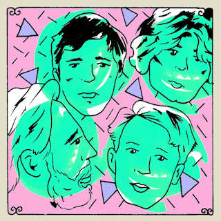 Temple Songs at Daytrotter Studio on May 1, 2014