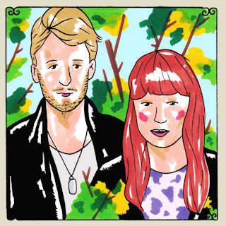 Coves at Daytrotter Studio on May 1, 2014