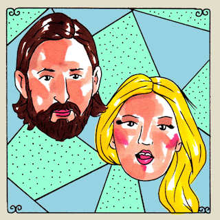 Slow Club at Daytrotter Studio on May 2, 2014