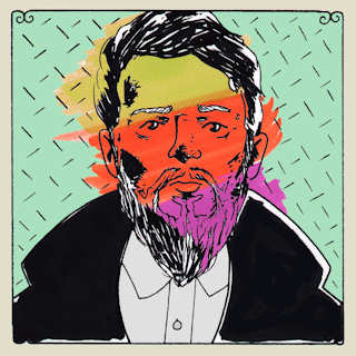 Jack Garratt at 2KHz on May 2, 2014