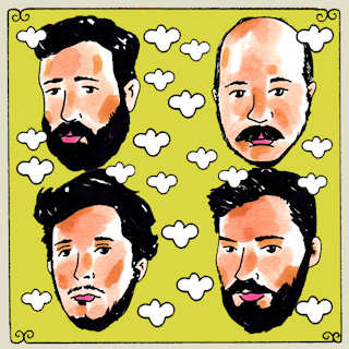 Timber Timbre at Daytrotter Studio on May 6, 2014