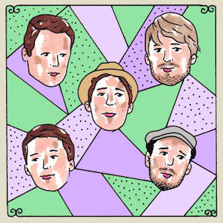 Mad Caddies at Daytrotter Studio on May 7, 2014