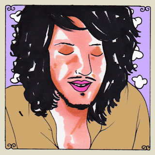 Willy Muse at Daytrotter Studio on May 14, 2014