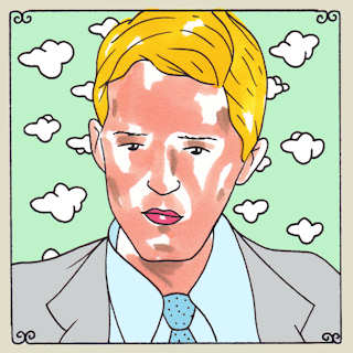 Christian Lee Hutson at Daytrotter Studio on May 14, 2014