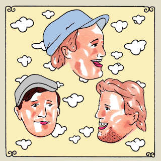 Steve Leaf & The Ex Pats at Daytrotter Studio on May 23, 2014
