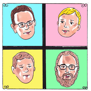 Hotbreath Tea & the Invisible Branches at Daytrotter Studio on May 25, 2014