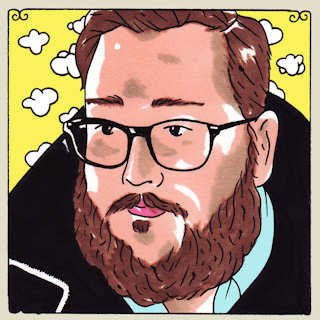 Ryan Joseph Anderson at Daytrotter Studio on May 27, 2014