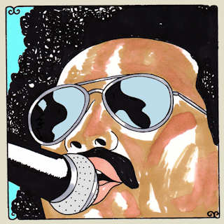 Gedeon Luke & The People at Daytrotter Studio on May 28, 2014