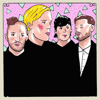 Semi Precious Weapons at Daytrotter Studio on May 28, 2014