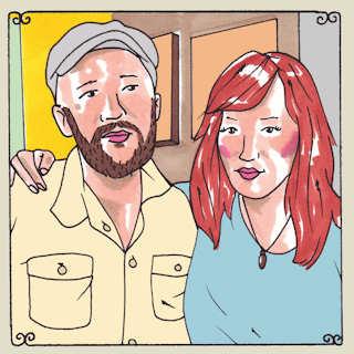 Joey Kneiser & Kelly Smith at Futureappletree on Jun 10, 2014
