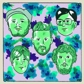 Kaiser Chiefs at Daytrotter Studio on Jun 12, 2014