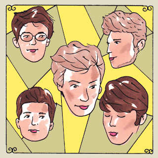 Lux Deluxe at Daytrotter Studio on Jun 16, 2014