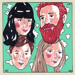 Anna Ash at Daytrotter Studio on Jun 26, 2014