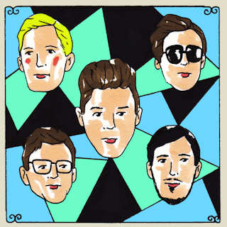 Arkells at Daytrotter Studio on Jun 27, 2014