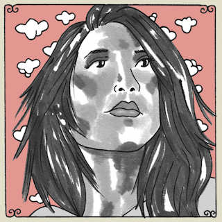 Melaena Cadiz at Daytrotter Studio on Jun 28, 2014