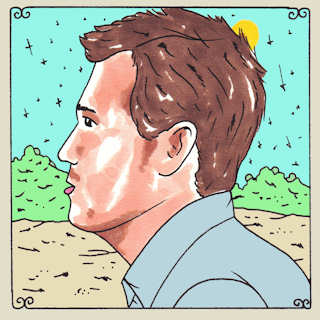 Geoffrey Louis Koch at Daytrotter Studio on Aug 11, 2014