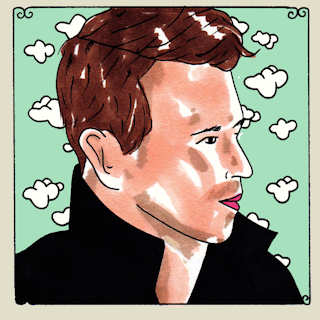The Bones of J.R. Jones at Daytrotter Studio on Aug 7, 2014