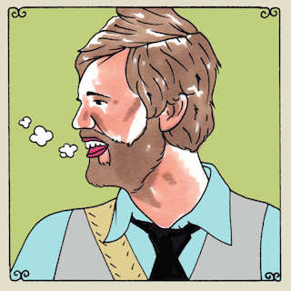 Dickie at Daytrotter Studio on Apr 10, 2014