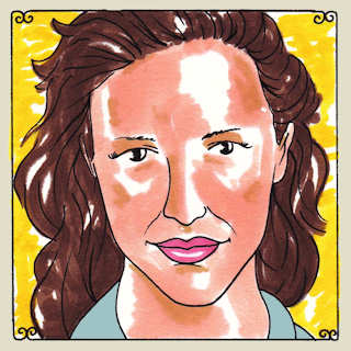 Esme Patterson at Daytrotter Studio on Aug 12, 2014