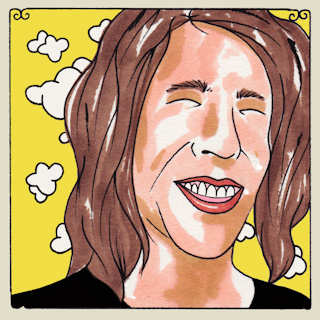 er lang at Daytrotter Studio on Aug 12, 2014