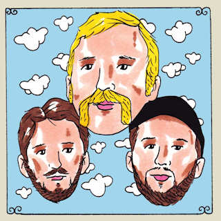 Oil Boom at Daytrotter Studio on Jun 26, 2014
