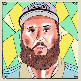 Clarke Edward Andros at Daytrotter Studio on Aug 3, 2014