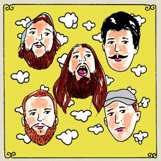 Greensky Bluegrass at Daytrotter Studio on Aug 3, 2014