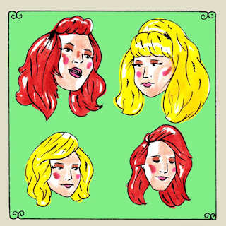 Clairy Browne and the Bangin' Rackettes at Daytrotter Studio on Jun 26, 2014