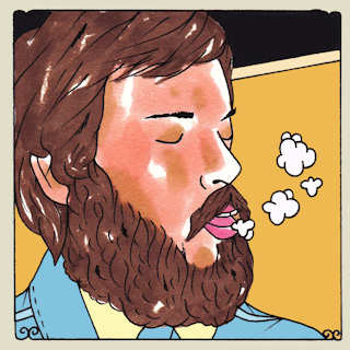 Rodrigo Amarante at Futureappletree on Aug 15, 2014