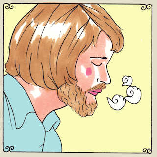 David McMillin at Daytrotter Studio on Aug 9, 2014