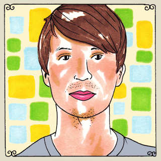 Zach Vinson at Daytrotter Studio on Sep 23, 2014