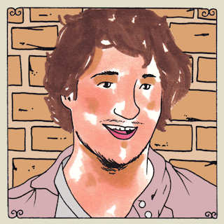 Caleb Hawley at Daytrotter Studio on Sep 3, 2014
