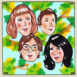 Genders at Daytrotter Studio on Sep 15, 2014