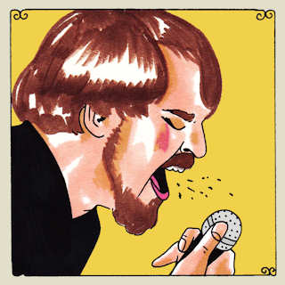 Motel Beds at Daytrotter Studio on Sep 2, 2014