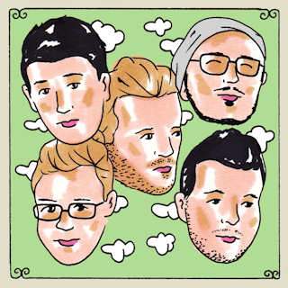Paradise Fears at Daytrotter Studio on Sep 9, 2014